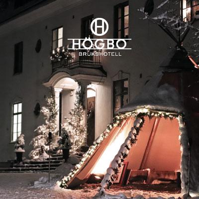 Julbord på Högbo Brukshotell i SANDVIKEN | Julbordsportalen.se