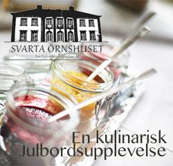 Julbord på Svarta Örnshuset i HALMSTAD | Julbordsportalen.se
