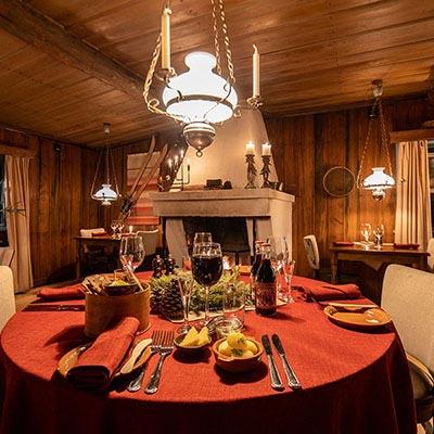 Julbord på Gammelgården Hotell & Restaurang i SÄLEN | Julbordsportalen.se