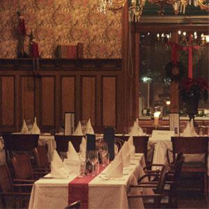 Julbord på Tornvillan i NACKA STRAND | Julbordsportalen.se