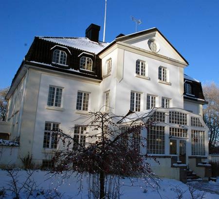 Julbord på Baldersnäs Herrgård i DALS LÅNGED | Julbordsportalen.se