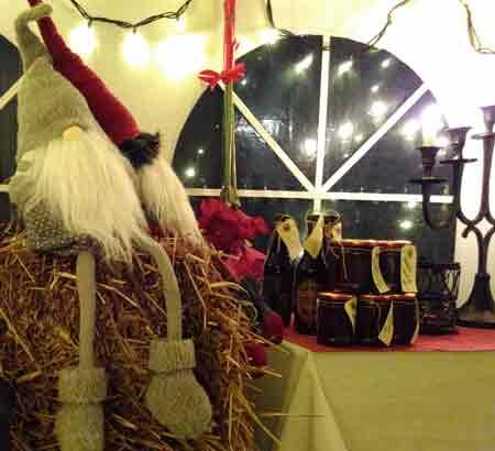 Julbord på Jordhammars Herrgård i ÖDSMÅL | Julbordsportalen.se