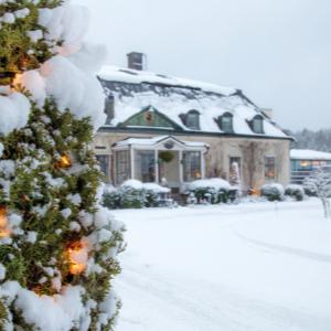 Julbord på Hooks Herrgård i HOK | Julbordsportalen.se