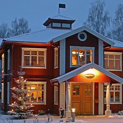 Julbord på Hestravikens Hotell och Restaurang i HESTRA | Julbordsportalen.se
