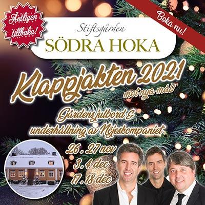 Julbord på Stiftsgården Södra Hoka i ASARUM | Julbordsportalen.se