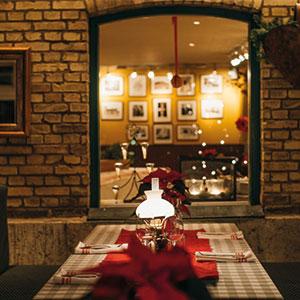 Julbord på Grand Hotel Marstrand i MARSTRAND | Julbordsportalen.se