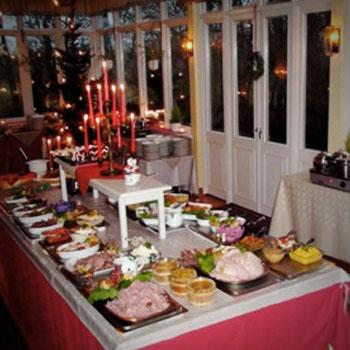 Julbord på Götala Herrgård i SKARA | Sverigesfestlokaler.se