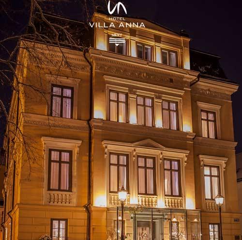 Julbord på Hotel Villa Anna i UPPSALA | Julbordsportalen.se