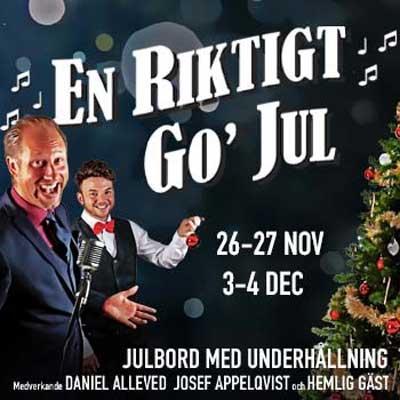 Julbord på Strand Hotell Borgholm i BORGHOLM | Julbordsportalen.se