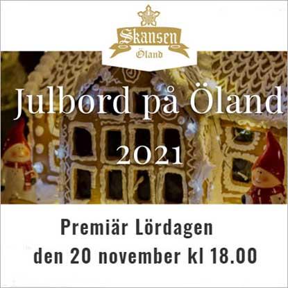 Julbord på Hotel Skansen i FÄRJESTADEN | Julbordsportalen.se