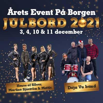 Julbord på Borgen Norrköping i NORRKÖPING | Julbordsportalen.se