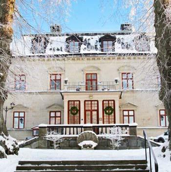 Julbord på Görvälns Slott i JÄRFÄLLA | Julbordsportalen.se