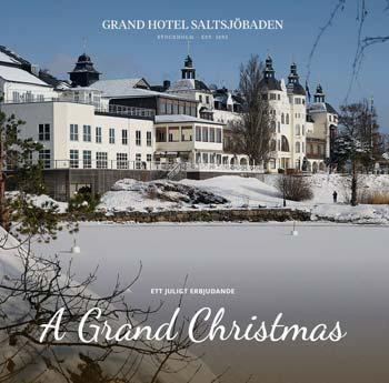 Julbord på Grand Hotel Saltsjöbaden i SALTSJÖBADEN | Julbordsportalen.se