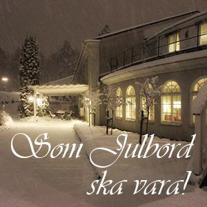 Julbord på Blommenhof Hotell i NYKÖPING | Julbordsportalen.se