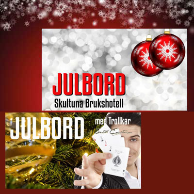 Julbord på Skultuna Brukshotell i SKULTUNA | Julbordsportalen.se
