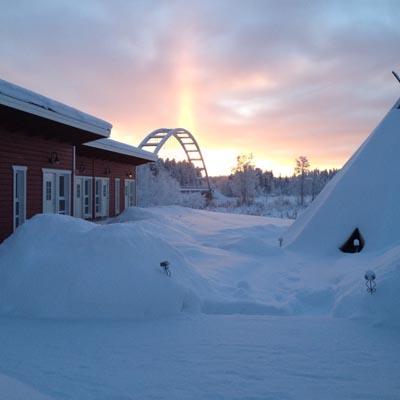 Julbord på Lappeasuando AB i GÄLLIVARE | Julbordsportalen.se