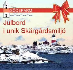 Julbord på Söderarm AB i GRÄDDÖ | Julbordsportalen.se