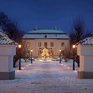 Julbord på Bjärsjölagårds Slott i SJÖBO | Julbordsportalen.se