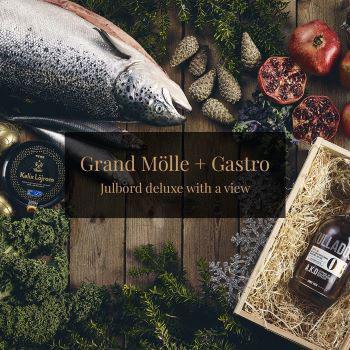 Julbord på Grand Hôtel Mölle i MÖLLE | Julbordsportalen.se