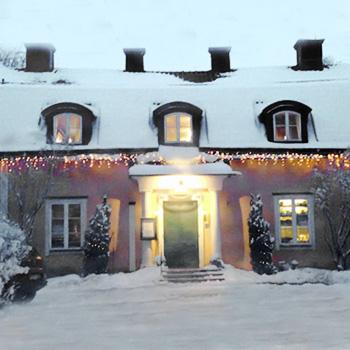 Julbord på Kumla Herrgård i TYRESÖ | Julbordsportalen.se