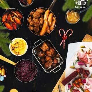 Julbord på Frimurarehotellet i KALMAR | Julbordsportalen.se