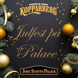 Julbord på John Scott's Palace i GÖTEBORG | Julbordsportalen.se