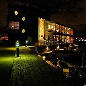 Julbord på River Restaurant on the Pier i GÖTEBORG | Sverigesfestlokaler.se