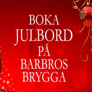 Julbord på Barbros Brygga i KARLSTAD | Julbordsportalen.se