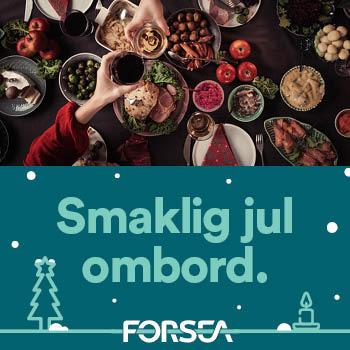 Julbord på ForSea i HELSINGBORG | Julbordsportalen.se