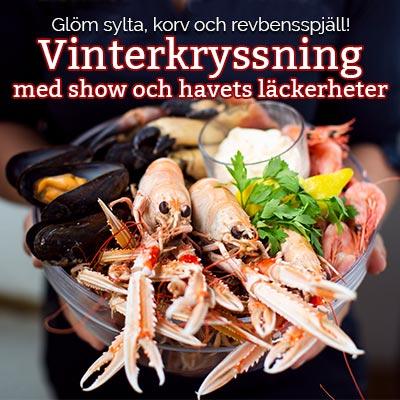 Julbord på Skärgårdslinjen i GÖTEBORG | Julbordsportalen.se