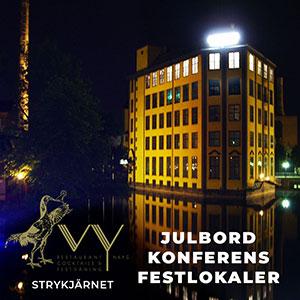 Julbord på Restaurang Vy i NORRKÖPING | Julbordsportalen.se