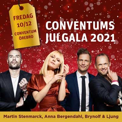 Julbord på Conventum Örebro i ÖREBRO | Julbordsportalen.se