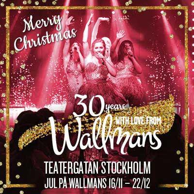 Julbord på Wallmans Stockholm i STOCKHOLM | Julbordsportalen.se