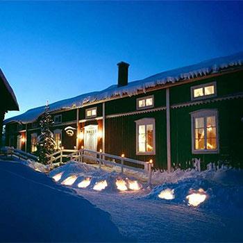Julbord på Kaptensgården i GAMMELSTAD | Julbordsportalen.se