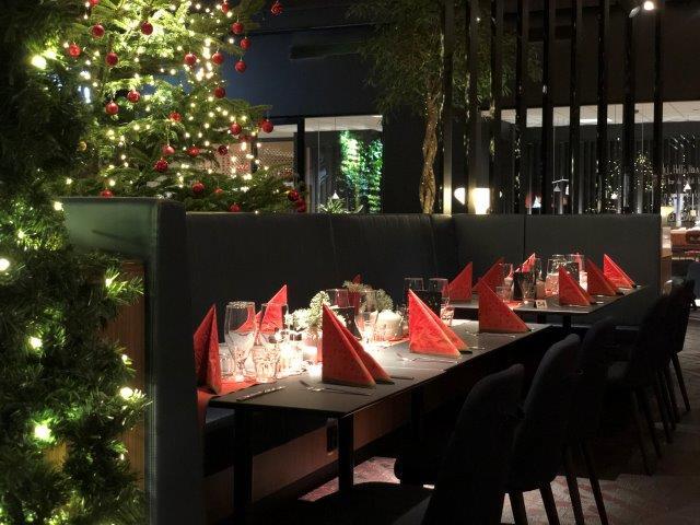 Julbord på Radisson Blu Scandinavia Hotel i GÖTEBORG | Julbordsportalen.se