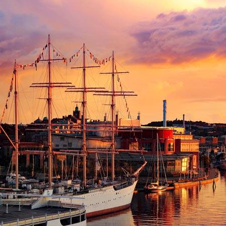 Julbord på Barken Viking i GÖTEBORG | Julbordsportalen.se