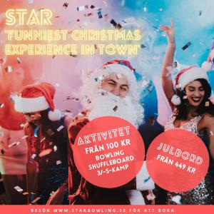 Julbord på Star Bowling i GÖTEBORG | Julbordsportalen.se