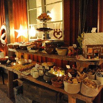 Julbord på Rökeriet på Fjäderholmarna i STOCKHOLM | Julbordsportalen.se