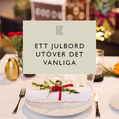 Julbord på Elite Stora Hotellet Jönköping i JÖNKÖPING | Julbordsportalen.se