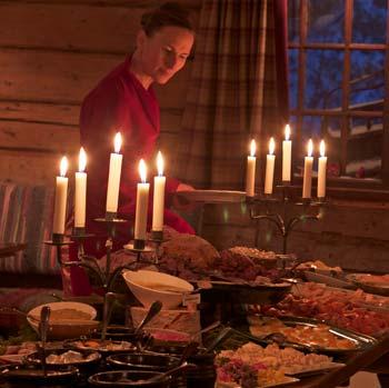 Julbord på Buustamons Fjällgård i ÅRE | Julbordsportalen.se