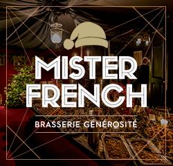 Julbord på Mister French i STOCKHOLM | Julbordsportalen.se