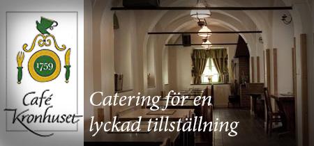 Julbord på Café Kronhuset i GÖTEBORG | Cateringforetag