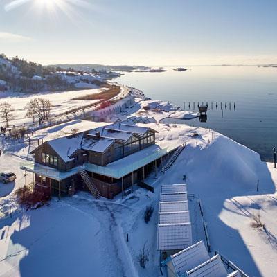 Julbord på Hovås Kallbadhus i HOVÅS | Julbordsportalen.se