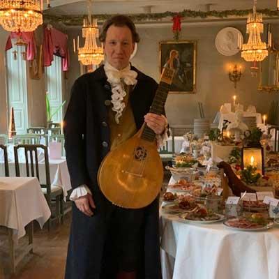 Julbord på Kristinehovs Malmgård i STOCKHOLM | Julbordsportalen.se