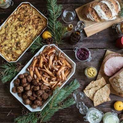 Julbord på Tre Bröder i LJUNGSBRO | Julbordsportalen.se