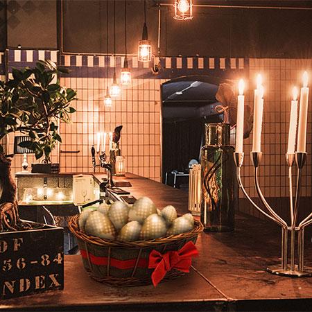 Julbord på Torn1 i LINKÖPING |
