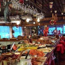Julbord på Restaurang Grodhavet i SOLNA | Julbordsportalen.se