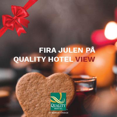 Julbord på Quality Hotel View i MALMÖ | Julbordsportalen.se