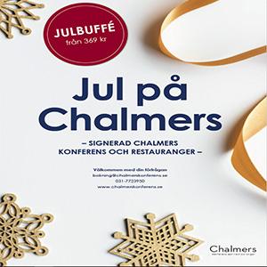 Julbord på Chalmers Konferens & Restauranger i GÖTEBORG | Julbordsportalen.se