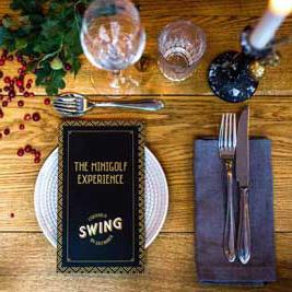 Julbord på Swing by Golfbaren i STOCKHOLM | Julbordsportalen.se